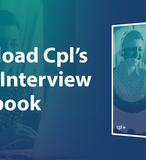 Video Interview Handbook Cpl