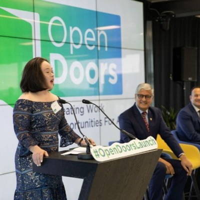 Diversity and Inclusion at Cpl Open Doors