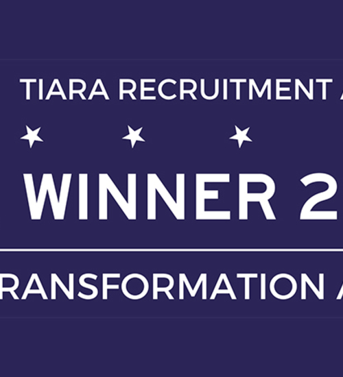 Cpl Win Tech Transformation Award 2020