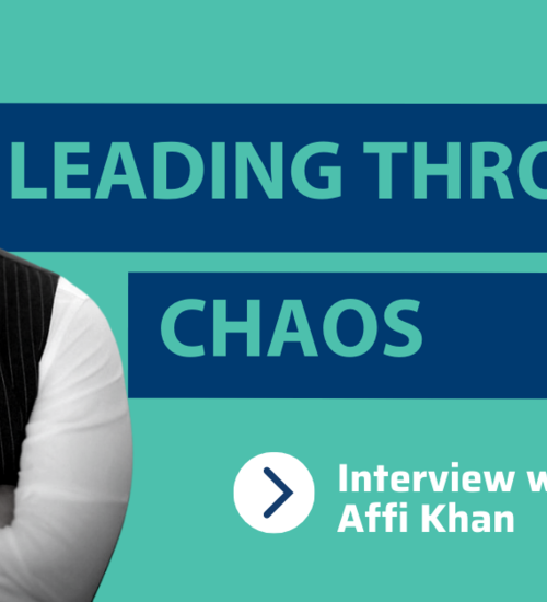 Leading Through Chaos