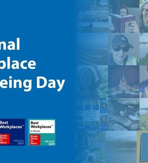 National Workplace Wellbeing Day 2021 Cpl