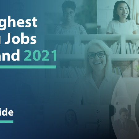 The Highest Paying Jobs in Ireland 2021